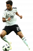 """Mahmoud """"Trézéguet"""" Hassan"""