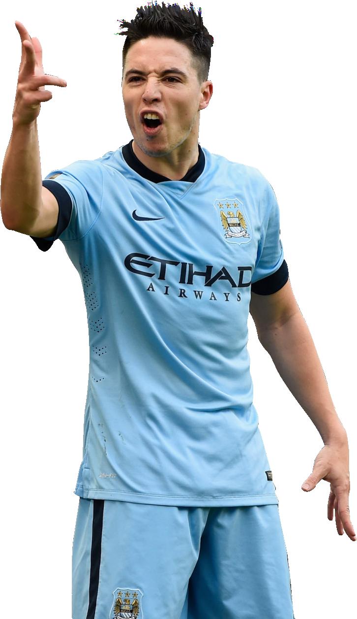 Samir Nasri football render - 10674 - FootyRenders