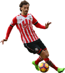 Manolo Gabbiadini football render