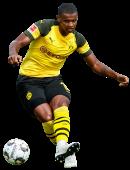 Manuel Akanji football render