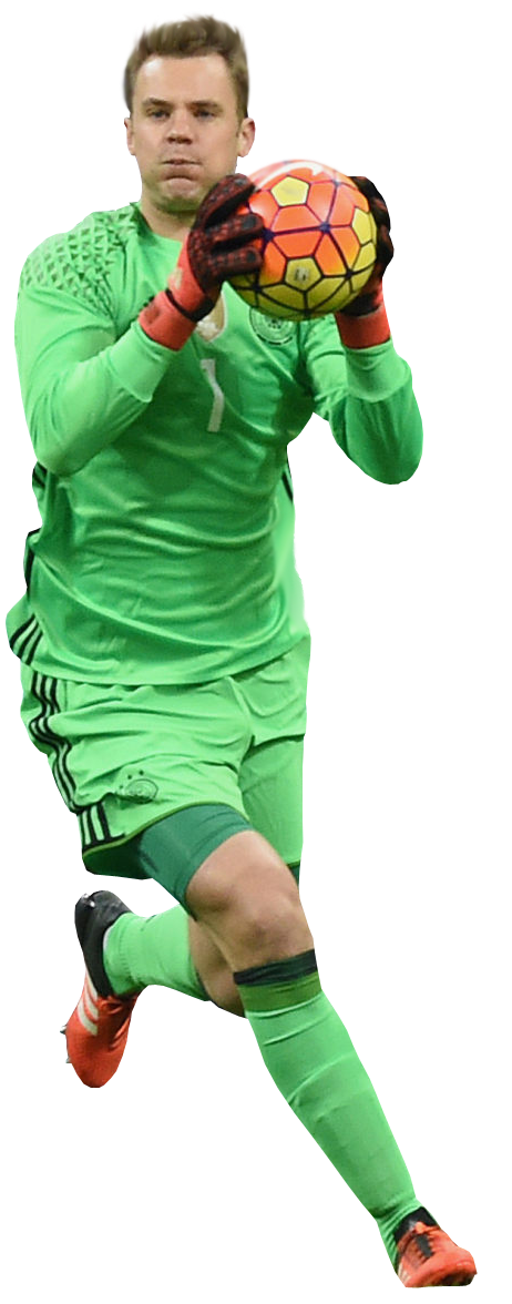 manuel neuer football render - 18529