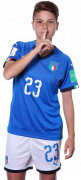 Manuela Giugliano football render