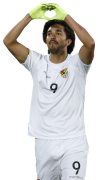 Marcelo Moreno Martins football render