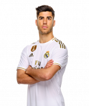Marco Asensio football render