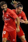 Marco Asensio & Gareth Bale