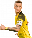 Marco Reus football render