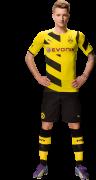 Marco Reus football render