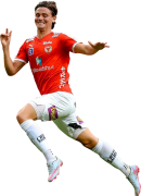 Marcus Antonsson football render