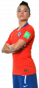 Maria Jose Rojas football render