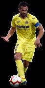 Mario Gaspar football render
