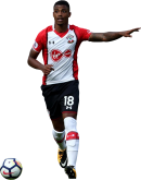 Mario Lemina football render