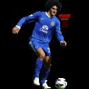 Marouane Fellaini football render