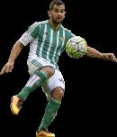 Martin Montoya football render