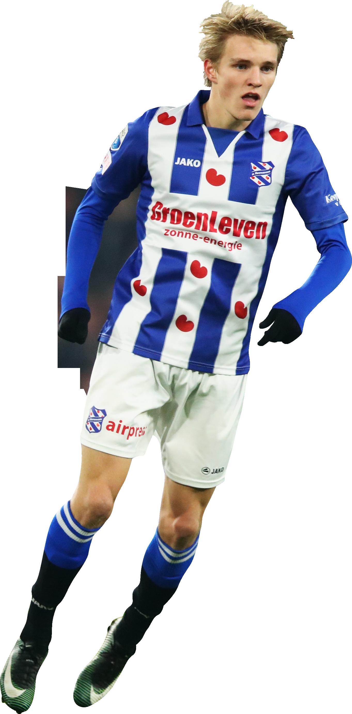 Martin Ødegaardrender