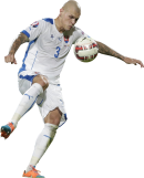 Martin Skrtel football render