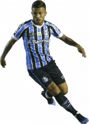 Matheus Henrique football render