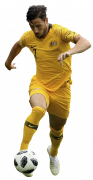 Mathew Leckie football render