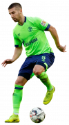 Matija Nastasic football render