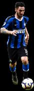 Matteo Politano football render
