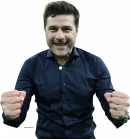 Mauricio Pochettino football render