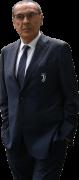 Maurizio Sarri football render