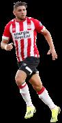 Maximiliano Romero football render