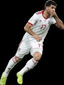 Mehdi Taremi football render