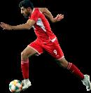Mehdi Torabi football render