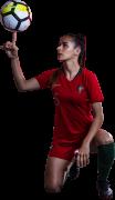 Melissa Gomes football render