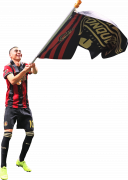 Miguel Almirón football render