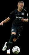 Mijat Gacinovic football render