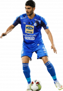 Milad Zakipour football render