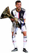 Miralem Pjanic football render