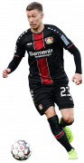 Mitchell Weiser football render