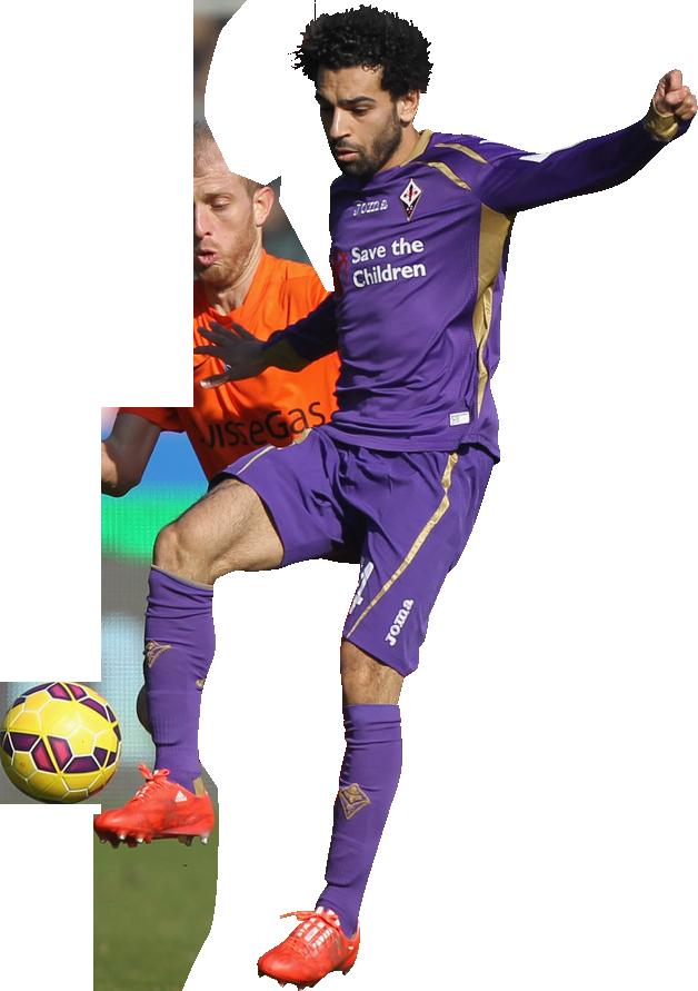 Salah na Fiorentina Italia