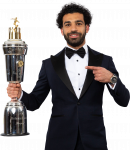 Mohamed Salah PFA Player of the Year
