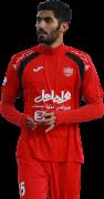 Mohammad Ansari football render
