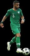 Mohammed Al-Burayk football render