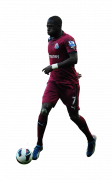 Moussa Sissoko football render