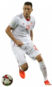 Nemanja Matic football render