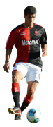 Marcos Caceres football render
