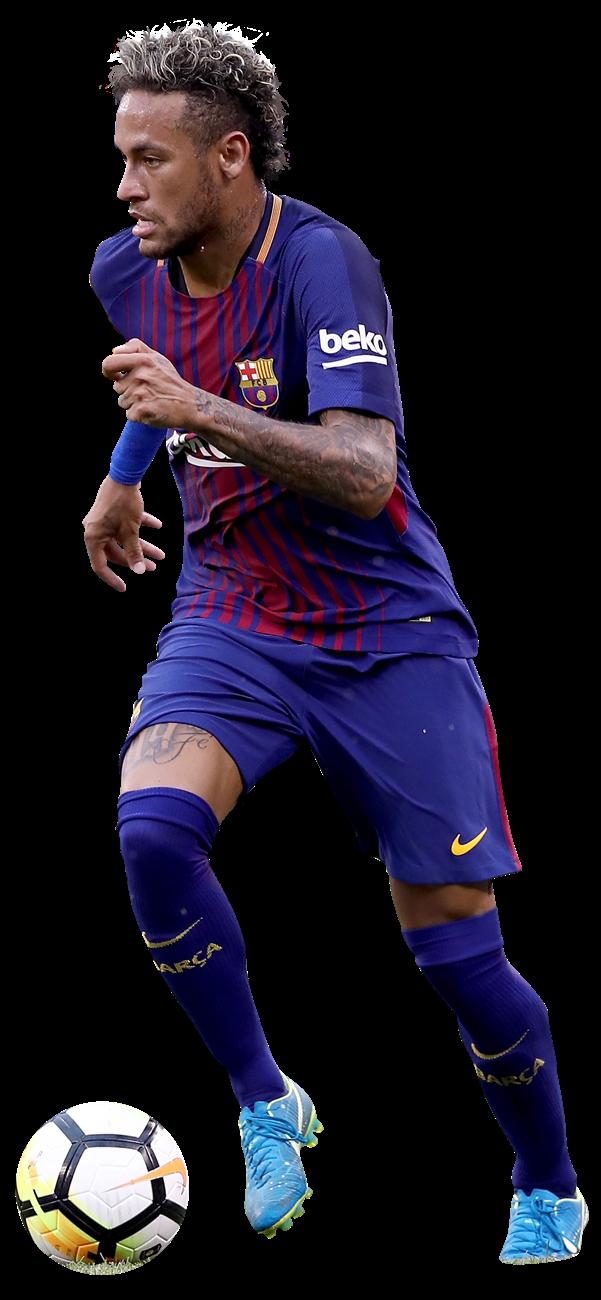 Neymar football render 39182 footyrenders - Render barcelona ...
