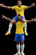 Neymar & Paulinho