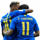Neymar & Philippe Coutinho