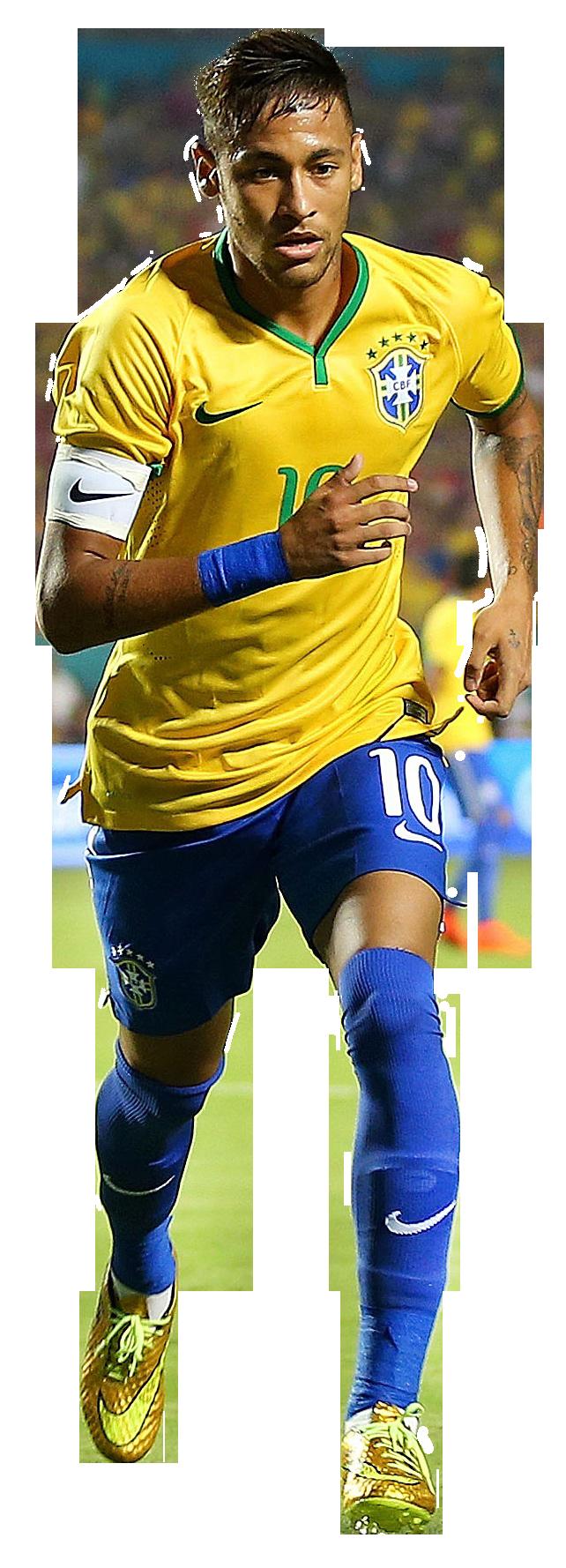 Neymar football render - 9922 - FootyRenders