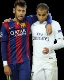 Neymar & Lucas Moura