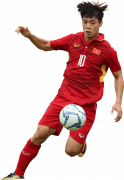 Nguyen Cong Phuong football render