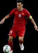 Nguyen Van Quyet football render