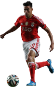 Nicolas Gaitan football render