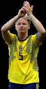 Nilla Fischer football render